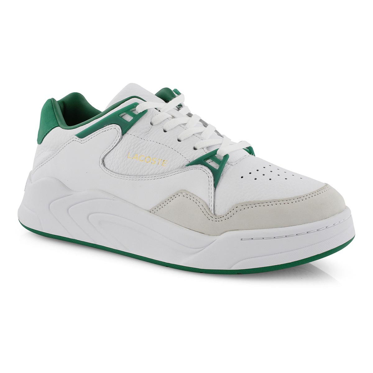Mns Court Slam 319 2 wht/grn fashion snk