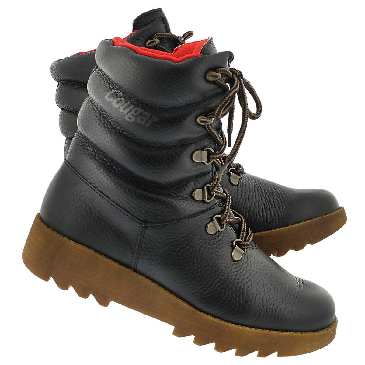 Lds 39068 Original blk wtrpf winter boot