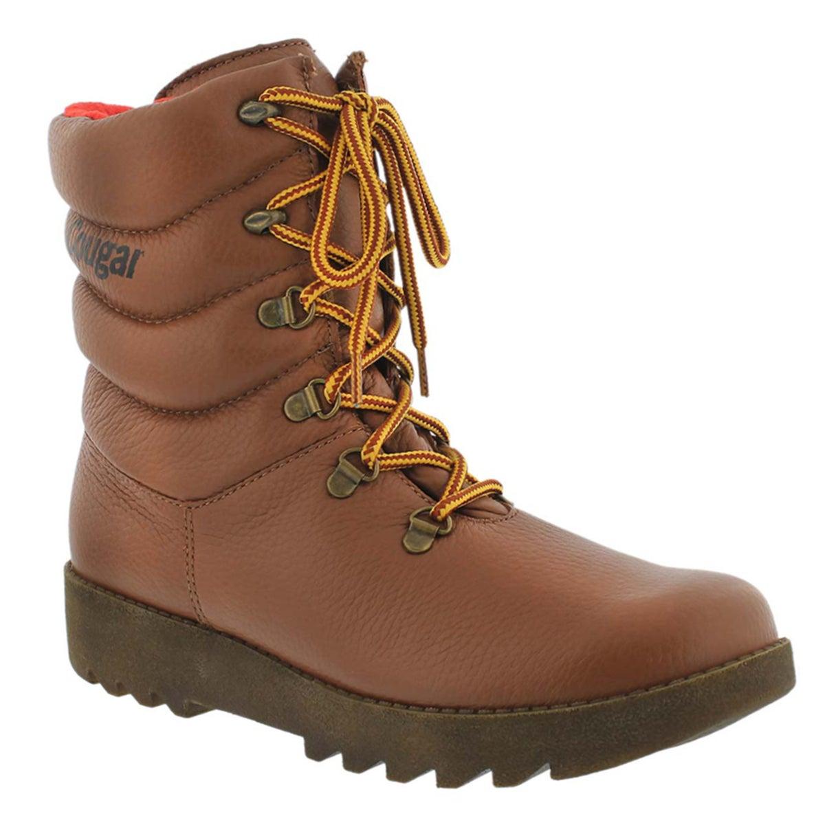 Women's 39068 ORIGINAL rust waterproof winter boot