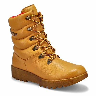 Cougar Women's 39068 ORIGINAL tan waterproof winter boots