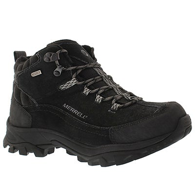 Mns Omega Mid black wtrpf winter boot