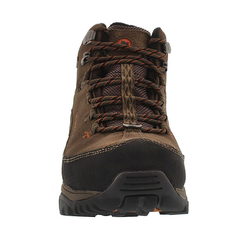 Mns Omega Mid stone wtrpf winter boot