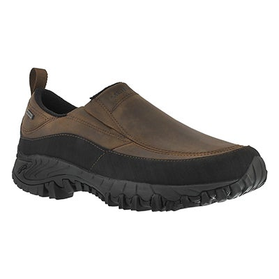 Merrell Men's SHIVER MOC 2 earth waterproof slip on shoes
