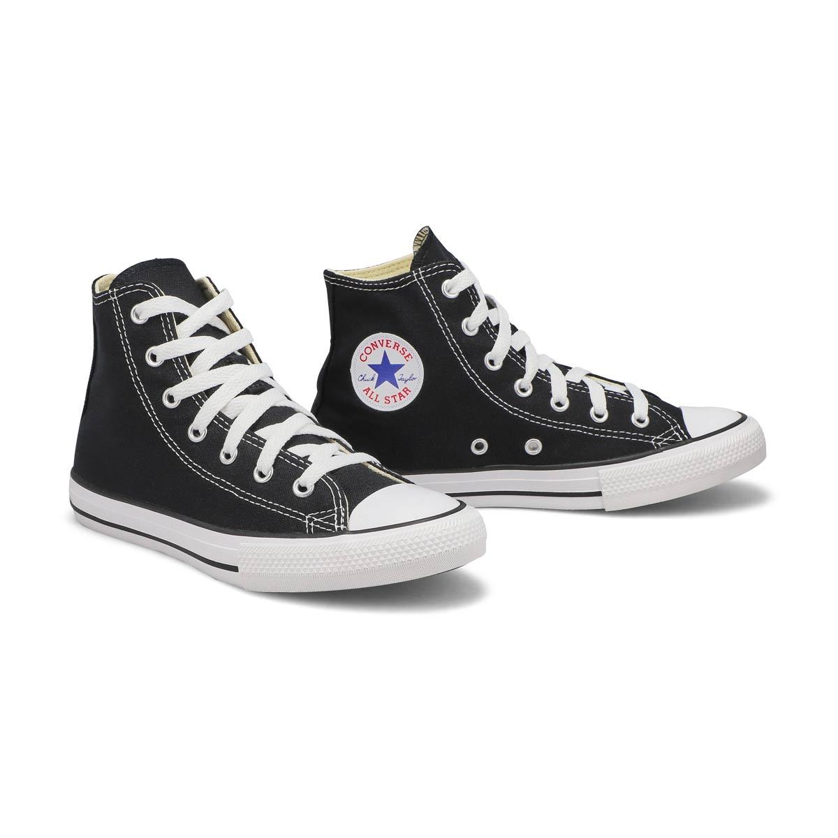 Kds CTAS Core black high cut sneaker