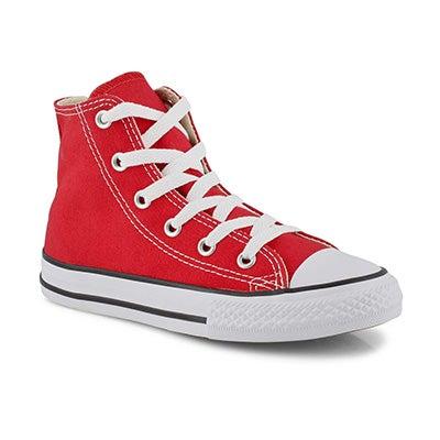 Converse Espadrilles CHUCK TAYLOR ALL STAR, rouge, enfants