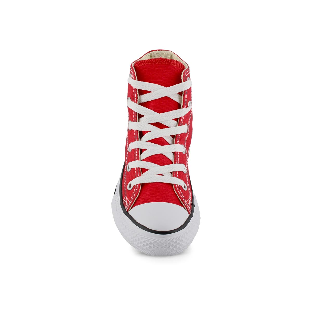 Kds CTAS Core red high top sneaker
