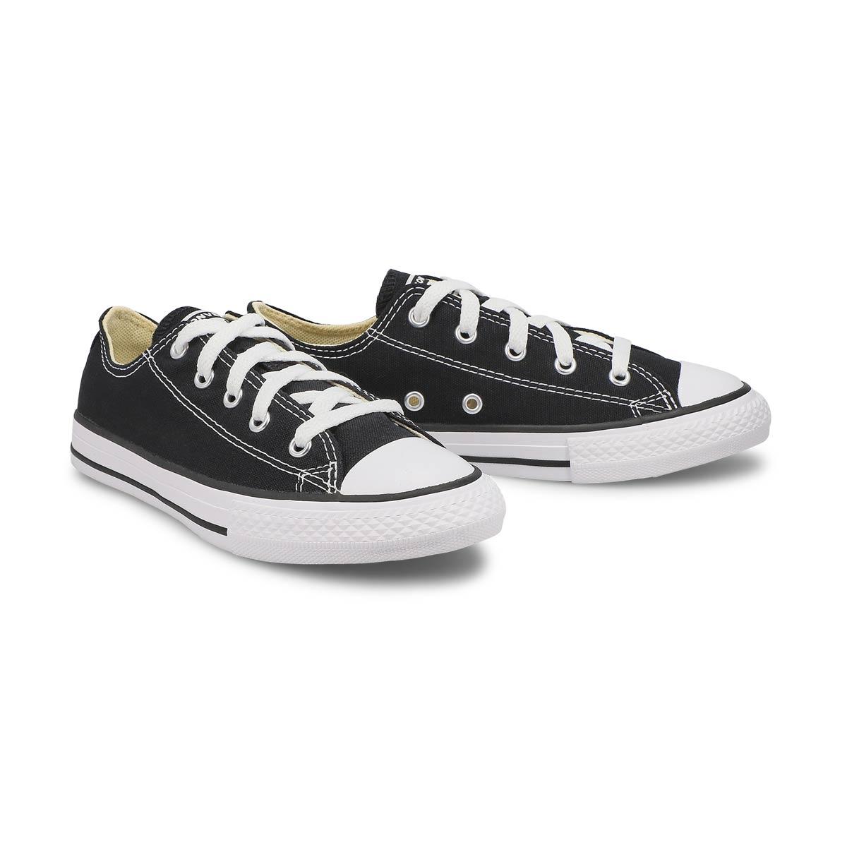 Kids' CHUCK TAYLOR ALL STAR black sneakers