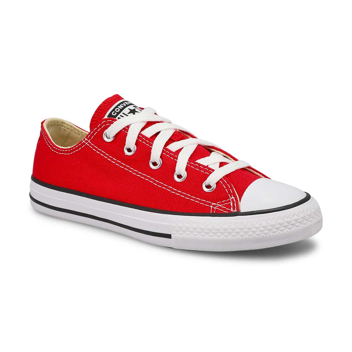 Espadrilles CHUCK TAYLOR ALL STAR, rouge, enfants