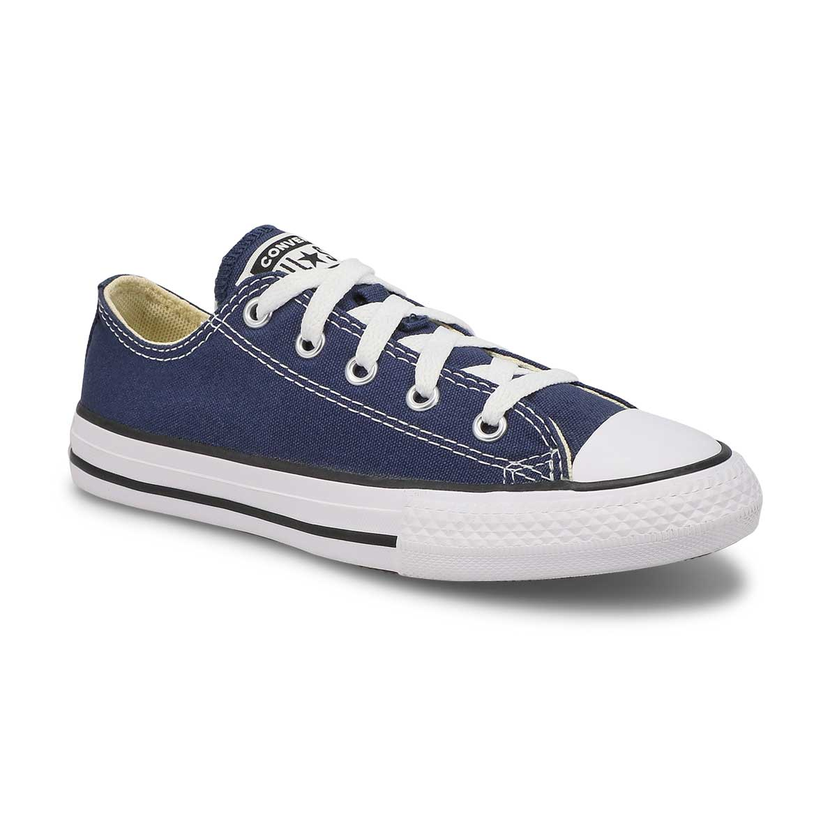 Kids' CHUCK TAYLOR ALL STAR navy sneakers