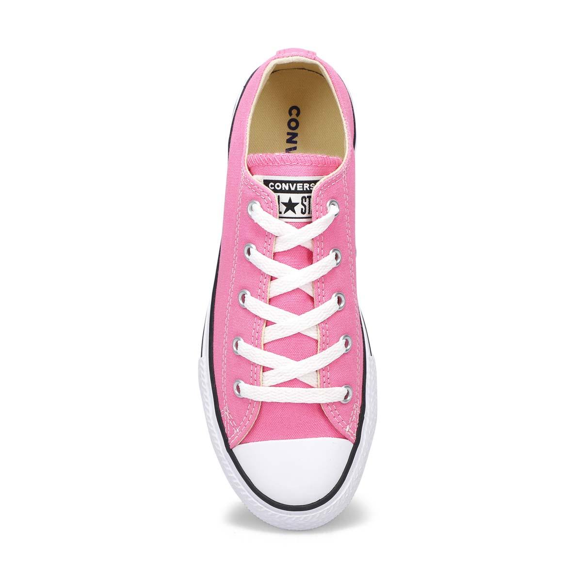 Grls CTAS Core pink sneaker