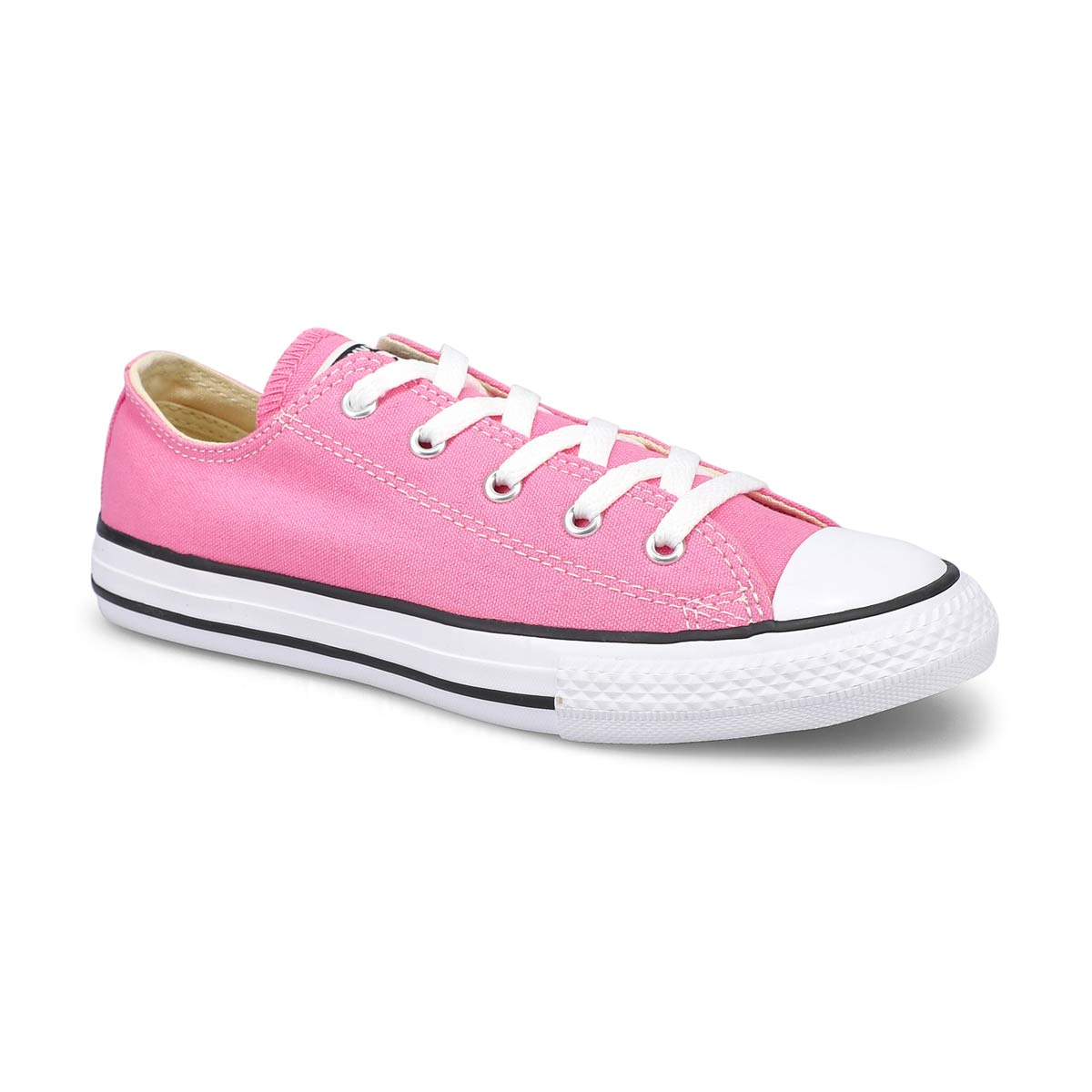 Girls' CHUCK TAYLOR ALL STAR pink sneakers