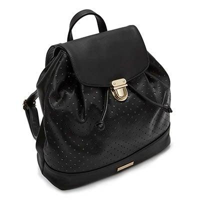 Heys Women's LASER black dot backpack