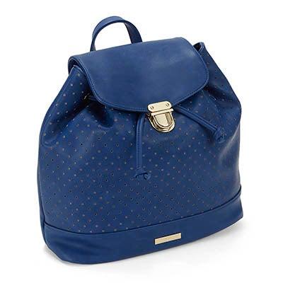 Heys Women's LASER navy dot backpack