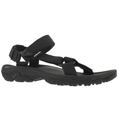 Teva Men's HURRICANT XLT black sport sandals