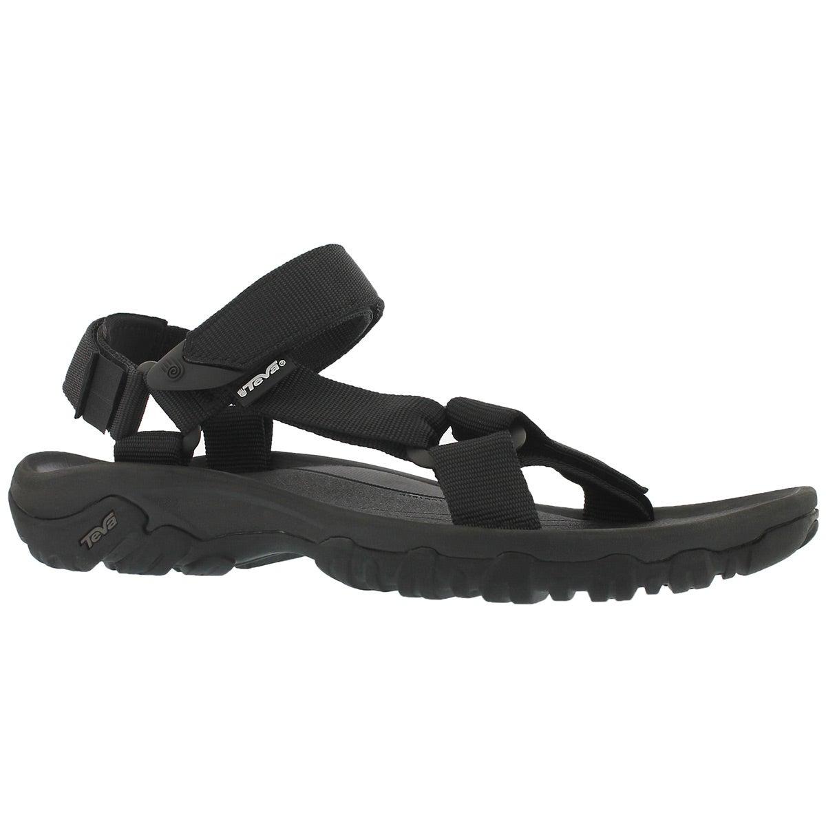 Men's HURRICANT XLT black sport sandals