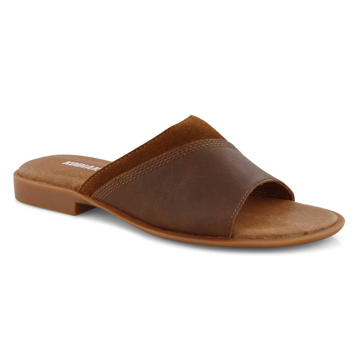 Lds Alexi wheat casual slide sandal