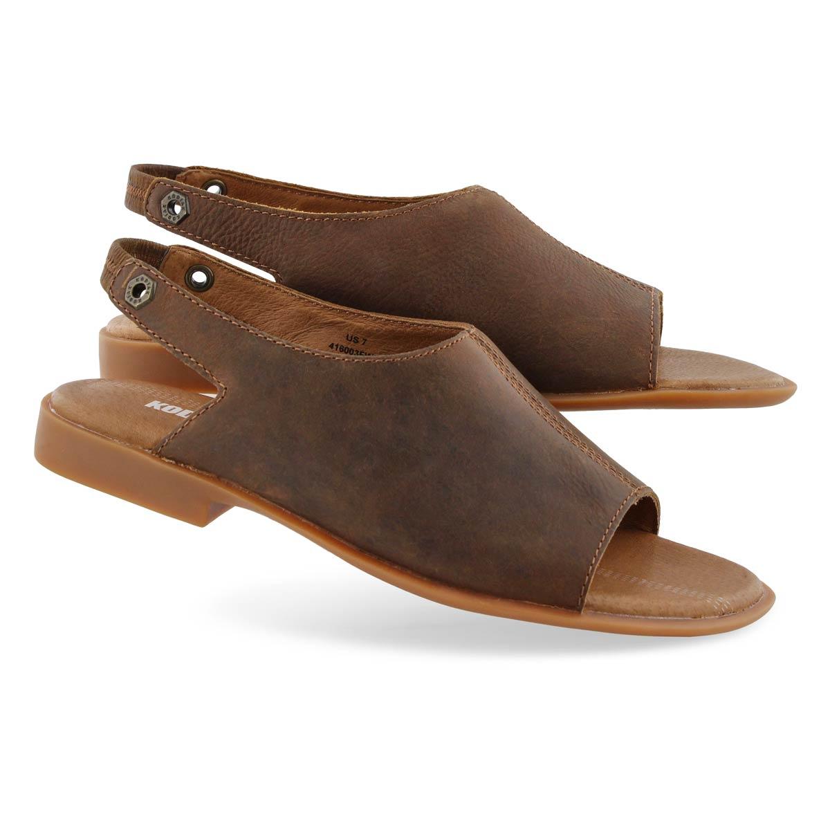 Lds Makenna wheat casual sandal