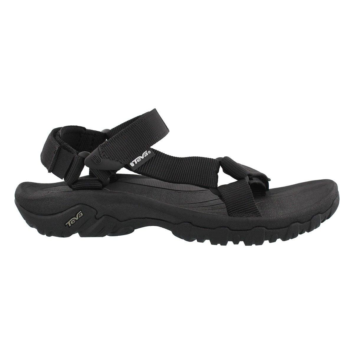 Lds Hurricane XLT black sport sandal