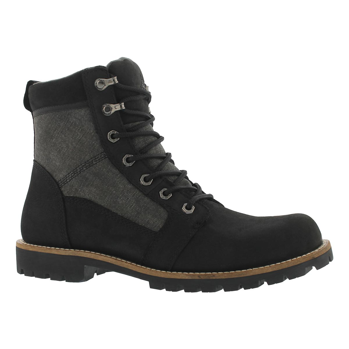 Mns Thane blk wtpf ankle boot