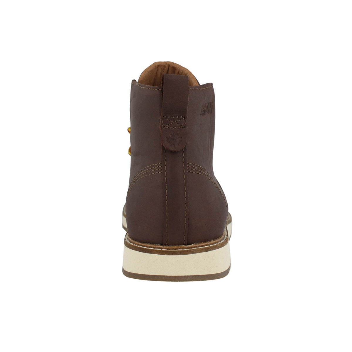 Mns Chase brown wtpf 3-eye ankle boot