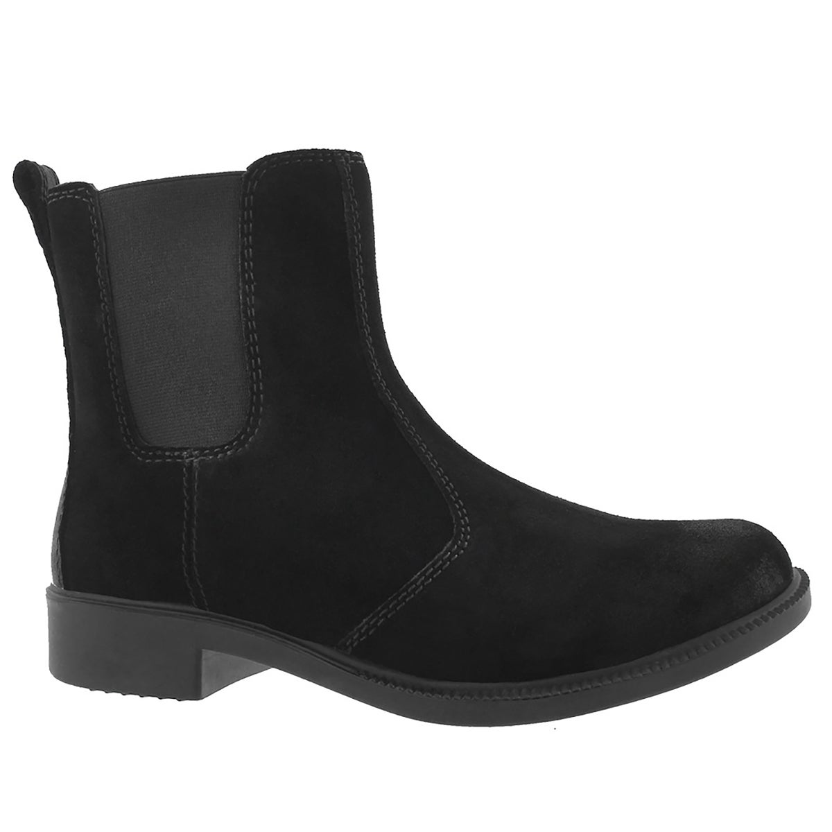 Women's BRIA black waterproof chelsea boots
