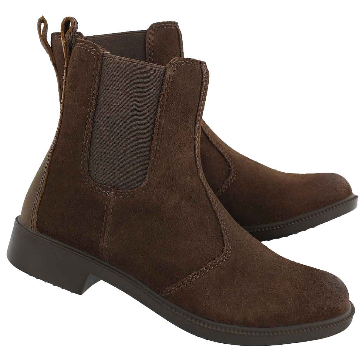 Lds Bria gold wtpf chelsea boot