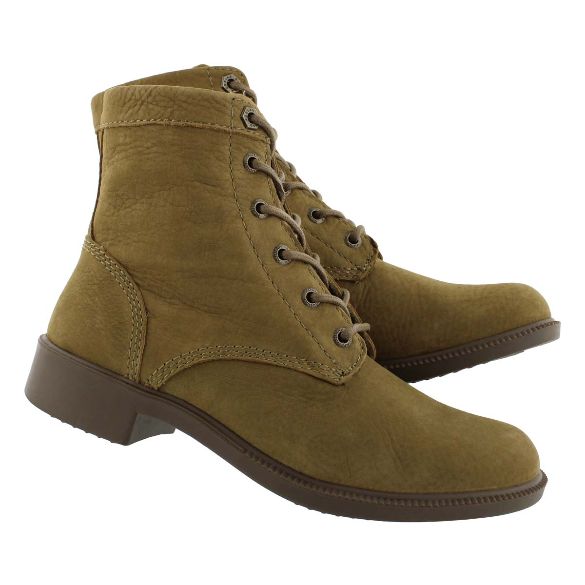 Lds Original olv wtpf lace up ankle boot