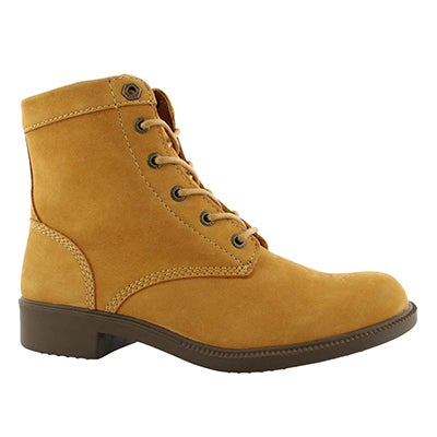 Lds Original curry wp lace up ankle boot