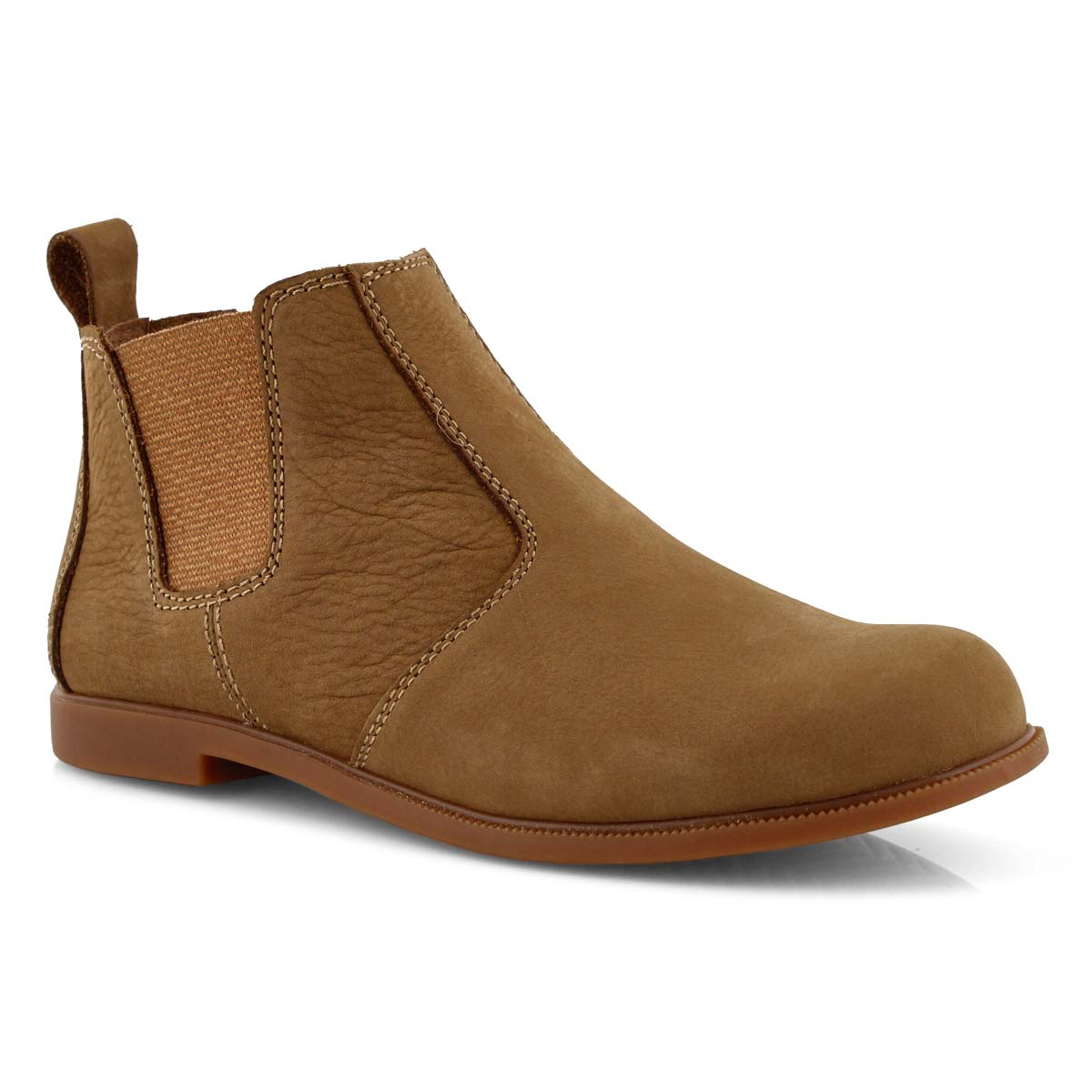Lds Low-Rider wheat chelsea boot