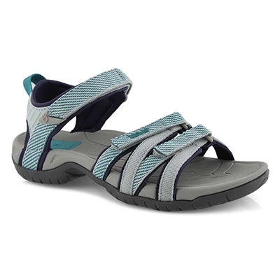 Sandale sport Tirra, gris brume, fem.