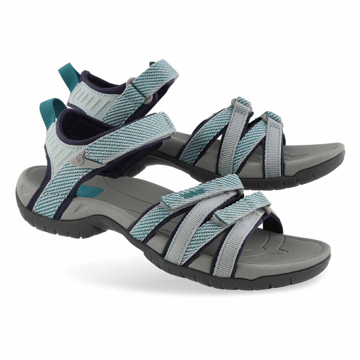 Lds Tirra hera grey mist sport sandal