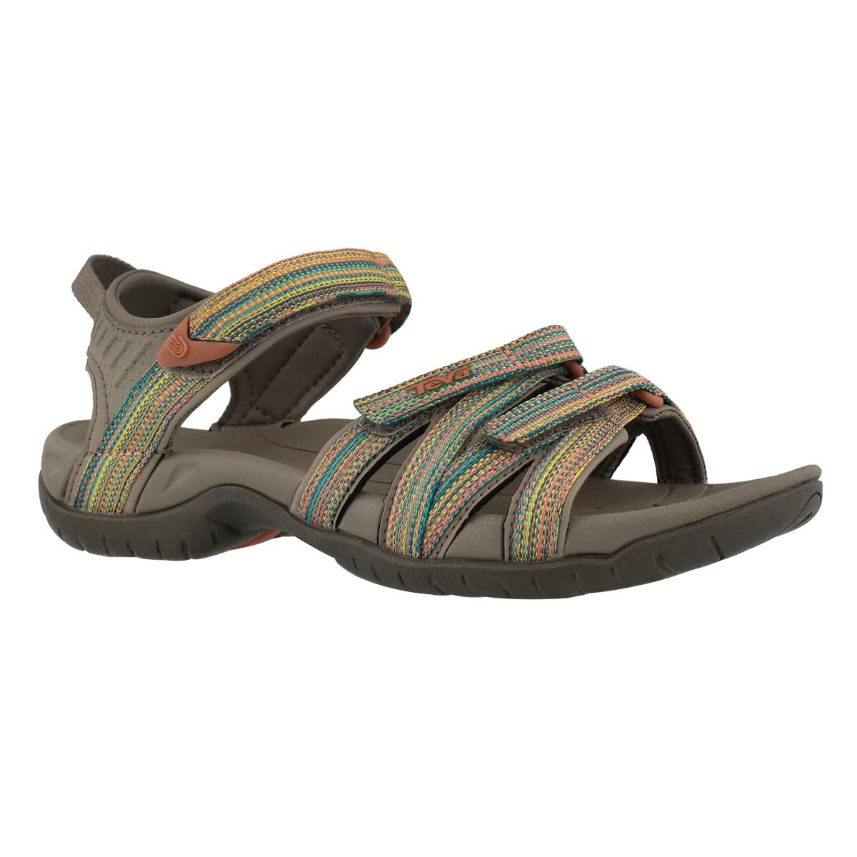 Women's TIRRA taupe multi sport sandals