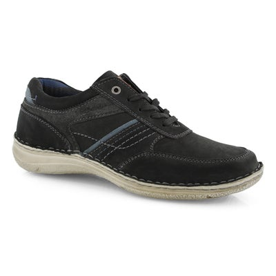 Mns Anvers 89 blk bike toe sneaker