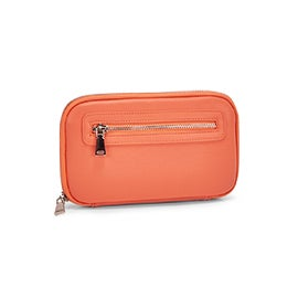 Co-Lab Women's HARLOW WORLD coral wallet