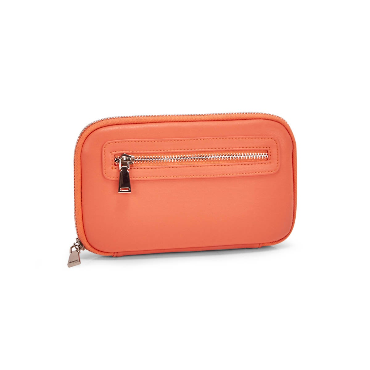 Women's HARLOW WORLD coral wallet