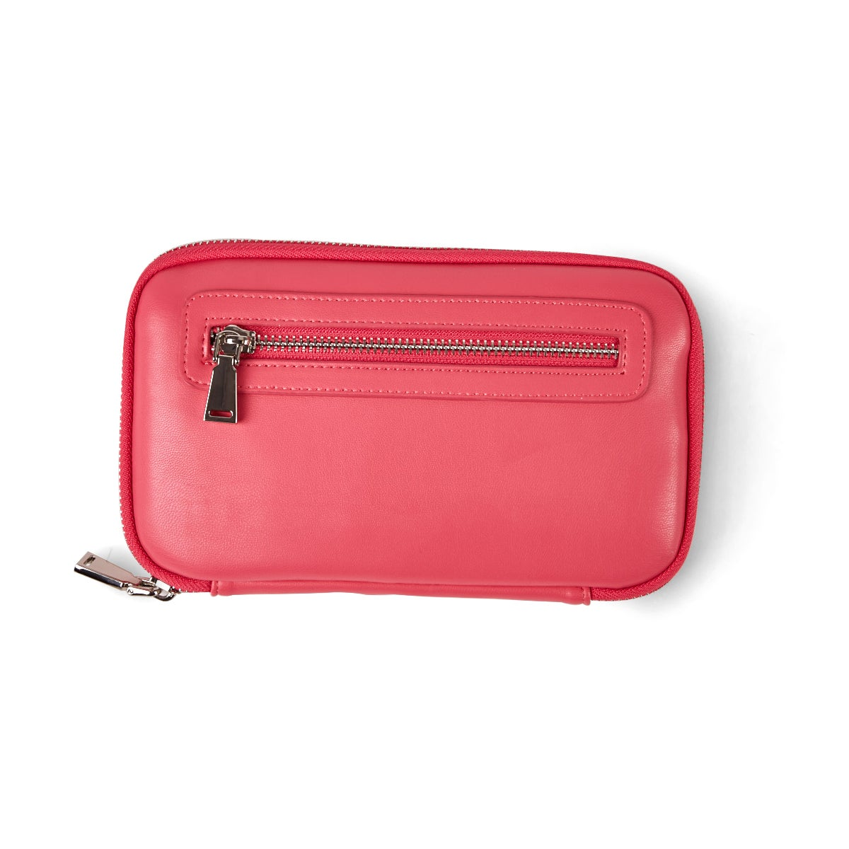 Lds Harlow World hot pink wallet