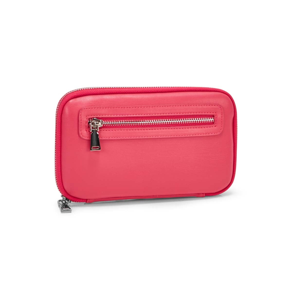 Women's HARLOW WORLD hot pink wallet