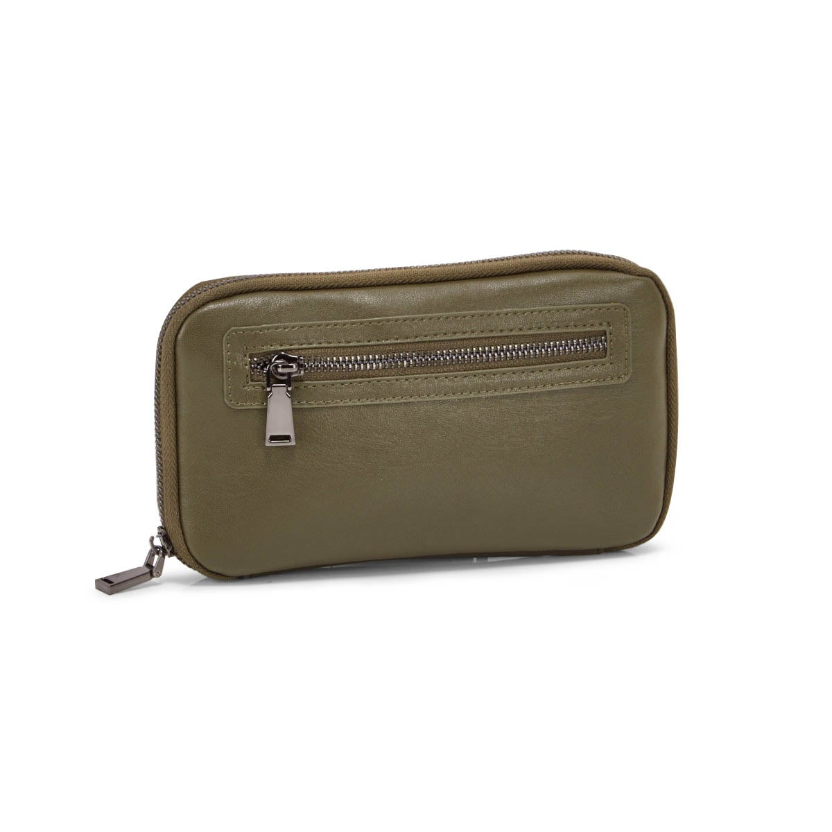 Lds Nappa World olive wallet
