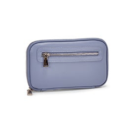 Co-Lab Women's HARLOW WORLD periwinkle wallet
