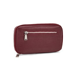 Co-Lab Women's NAPPA WORLD wine wallet