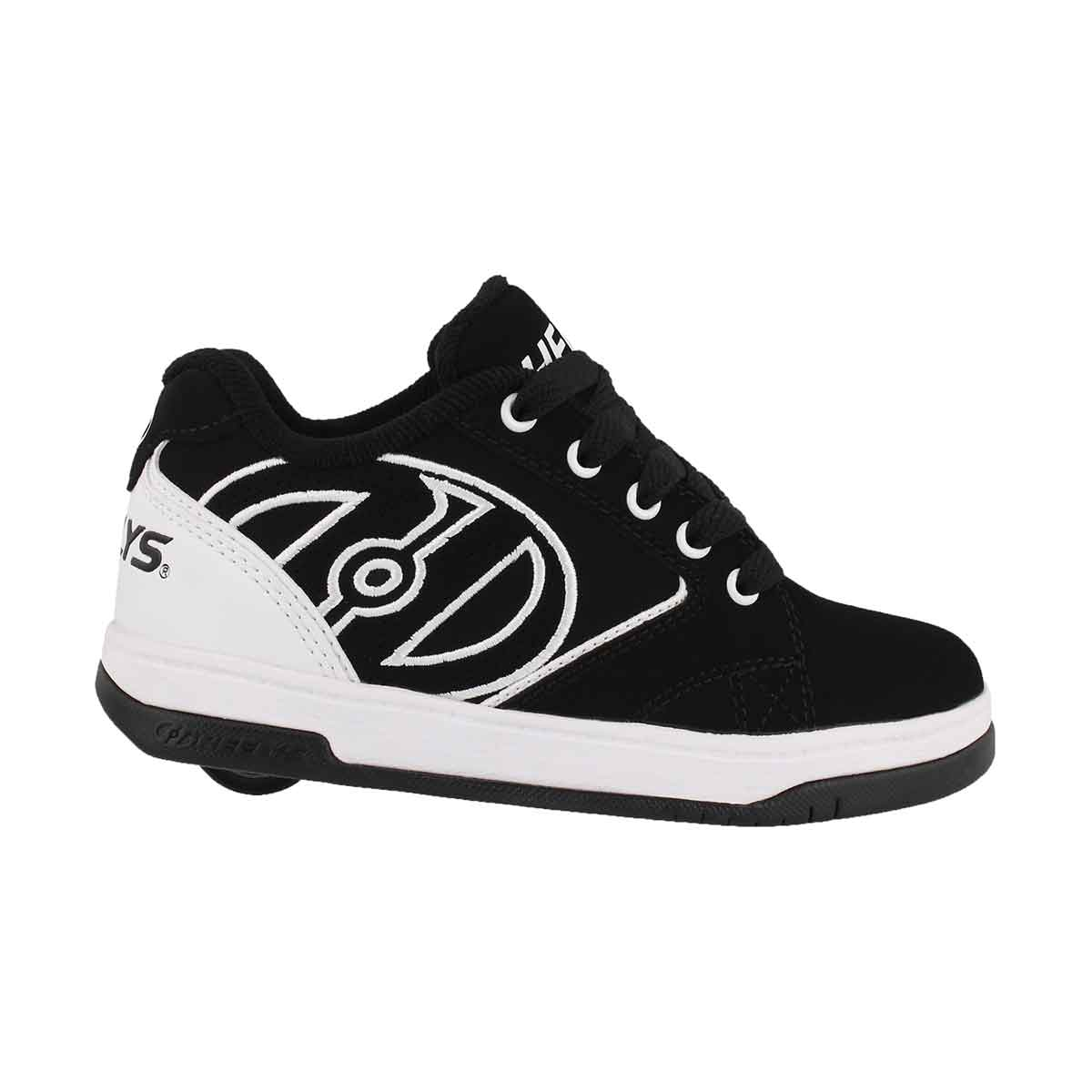 Bys Propel 2.0 blk/wht/wht skate sneaker