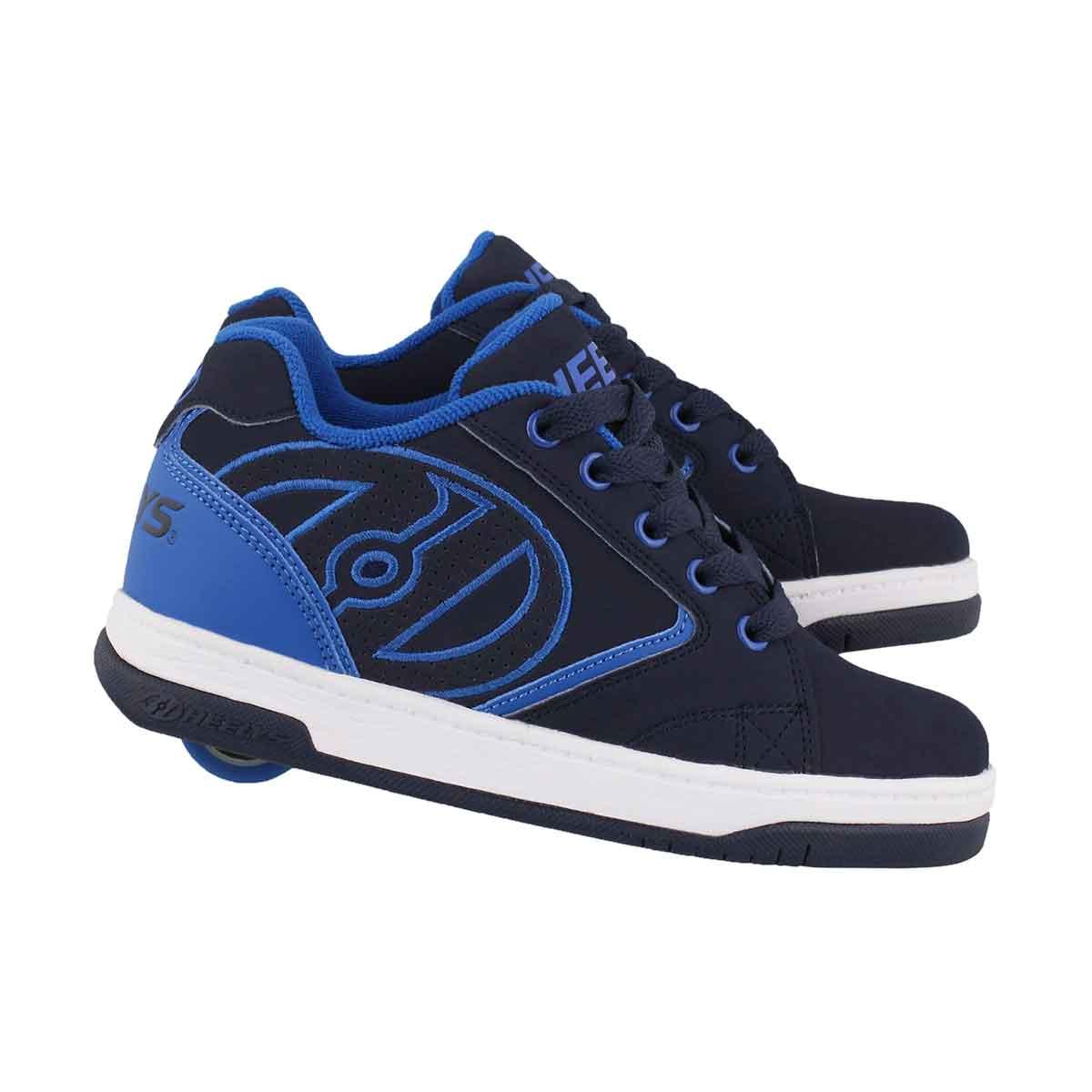 Bys Propel 2.0 nvy/blu/wht skate sneaker