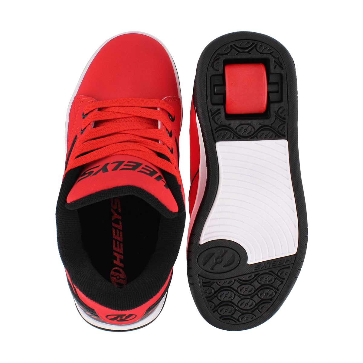 Bys Propel 2.0 blk/red/wht skate sneaker