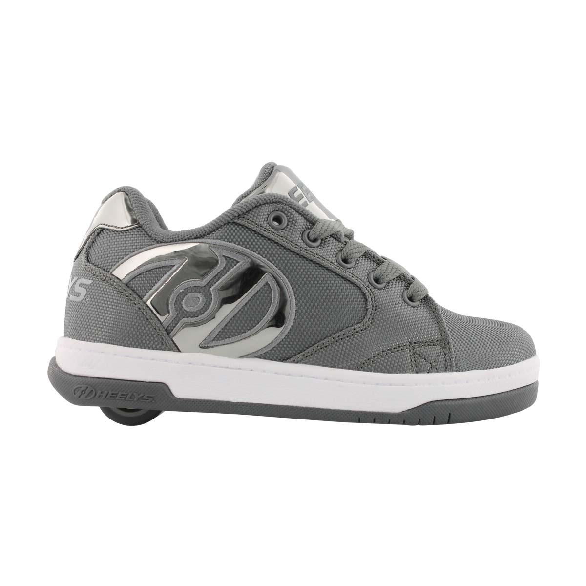 Bys Propel 2.0 char/pwtr skate sneaker
