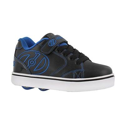 Bys Vopel x2 black/royal skate sneaker