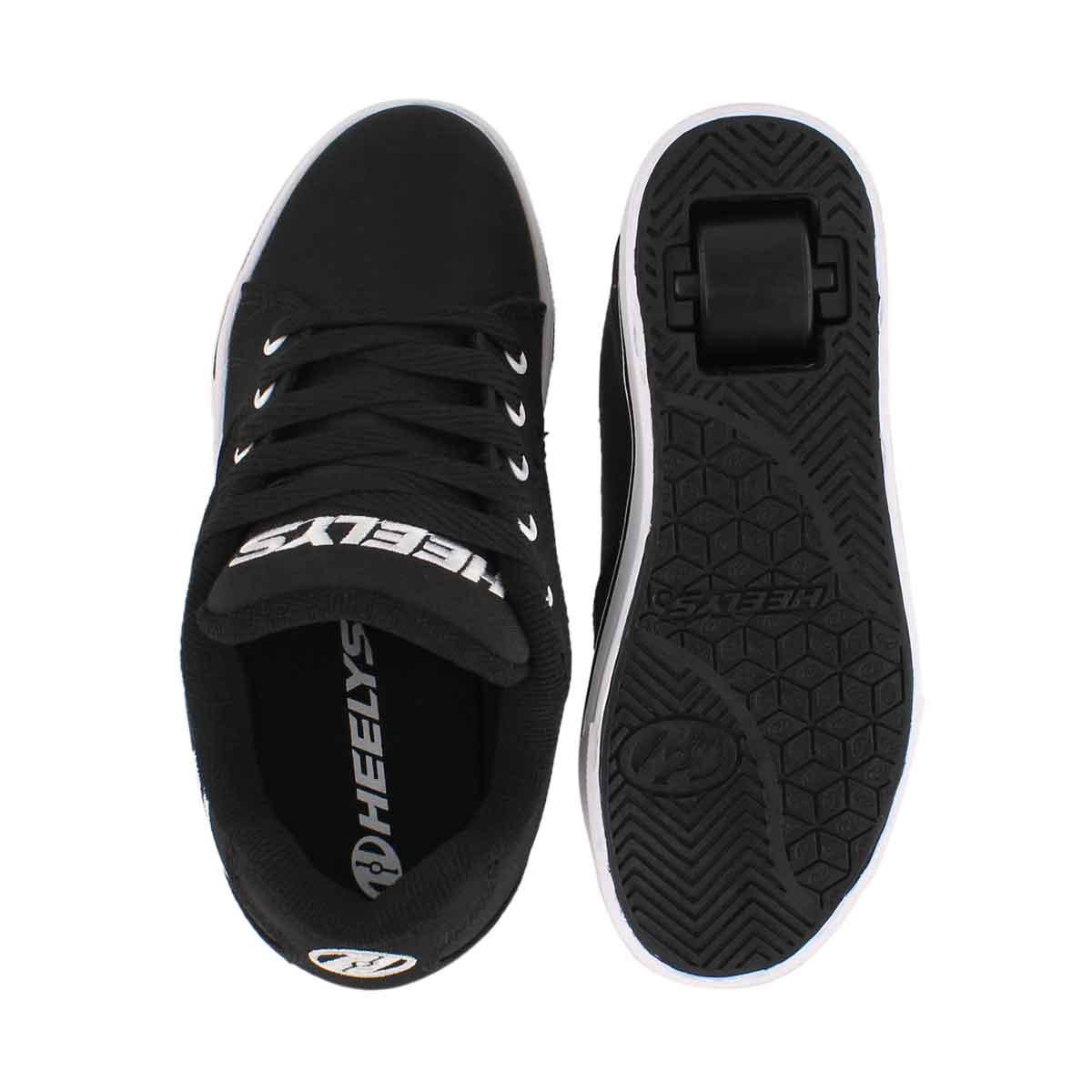 Bys Vopel black/white skate sneaker