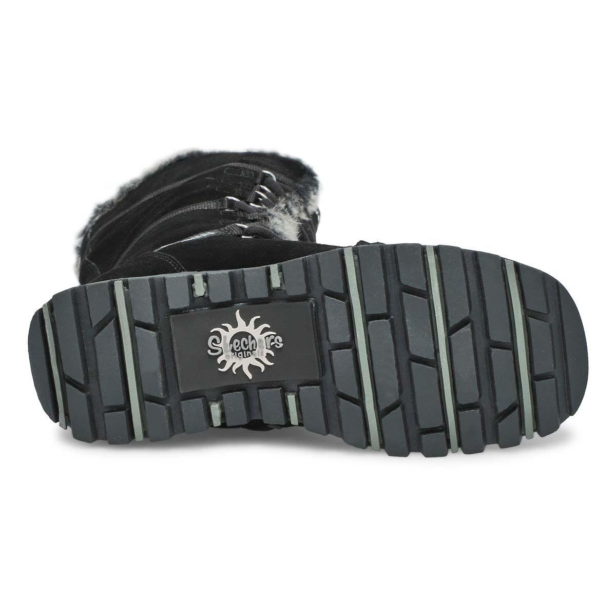 Lds Grand Jams Unlimited blk tall boot
