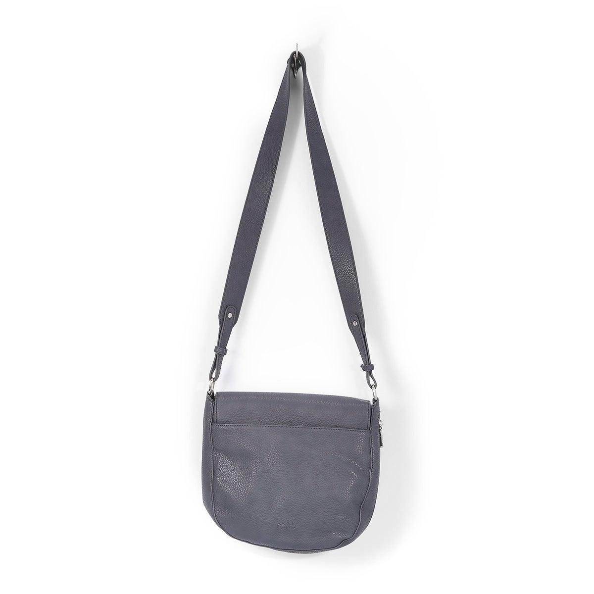 Lds Winnie blue cross body bag