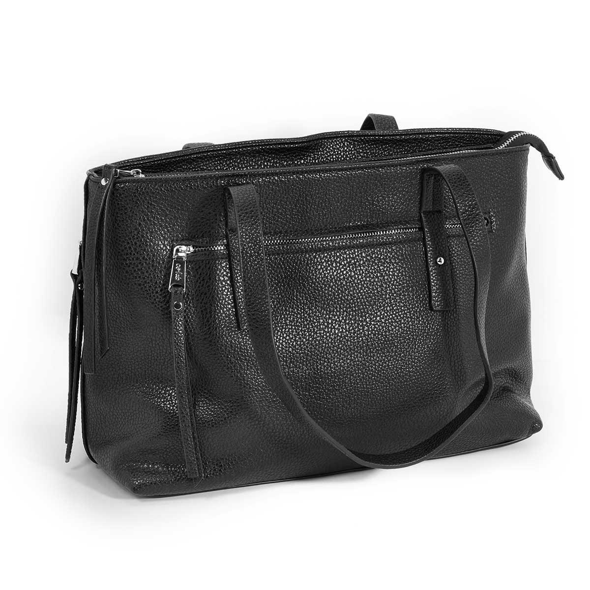 Lds Penny black tote bag