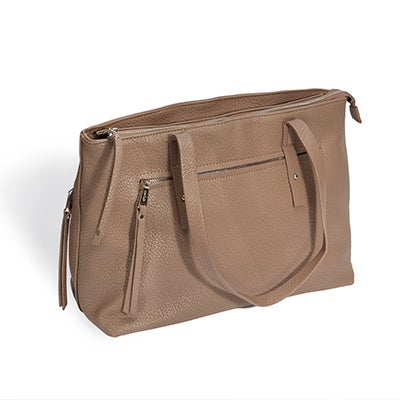 Co-Lab Women's PENNY taupe tote bag
